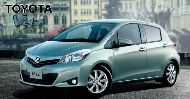 Toyota Vitz Car Price With Picture To Buy In Pakistan - All toyota cars with price